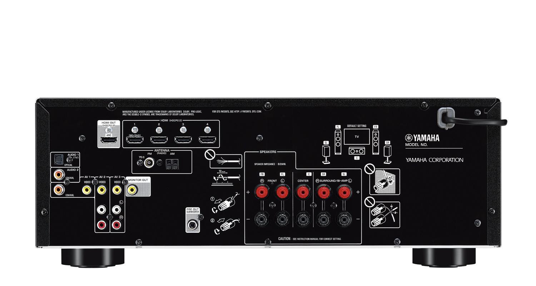 Yamaha Rxv  Arc