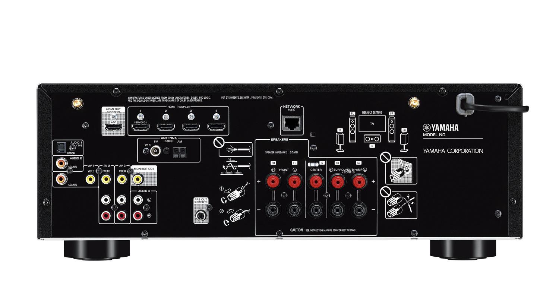 Yamaha Av Receiver Codes
